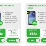Martes de oferta con Amena: Samsung Galaxy J5 por menos de 6 euros al mes