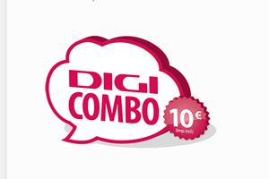 El Digi Combo: la tarifa combinada estrella de Digimobil