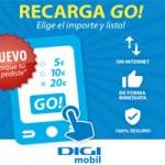 Ya está disponible el nueva servicio de recarga Digi Mobil que no necesita conexión a internet