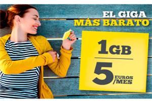 """Más Móvil ya tiene una """"pequeña"""" tarifa móvil que cuesta sólo 5 euros"""