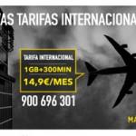 Más Móvil lanza nueva tarifa internacional para hablar desde móvil