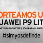Gana un Huawei P9 Lite con Simyo