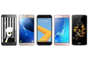 Nuevo mes, nuevos móviles en Yoigo