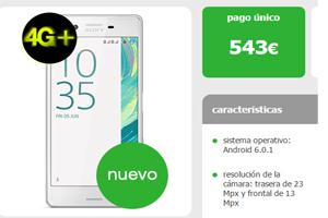 Hazte de un móvil de alta al mejor precio durante todo julio en Amena