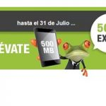 Múdate a Hitsmobile y obtén 500 MB para navegar gratis con cada bono prepago que adquieras