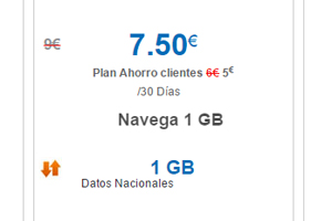 En Lycamobile el verano también trae descuentos: Bono de 1GB a sólo 5 euros