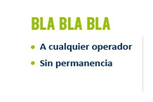 Hazte del plan básico entre los básicos: el Bla, Bla, Bla de Happy Móvil