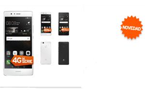 El Huawei P9 Lite ya está de vuelta en la tienda virtual Simyo