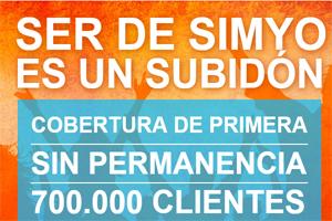 Vente a Simyo con SIM y saldo completamente gratis
