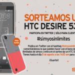 ¿Quieres un HTC Desire 530 completamente gratis? Con Simyo te lo puedes llevar
