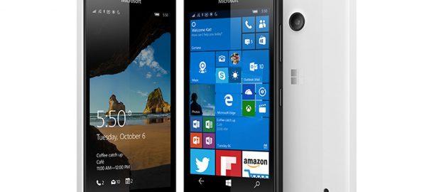 Es momento de que tengas tu Lumia 550 con Simyo