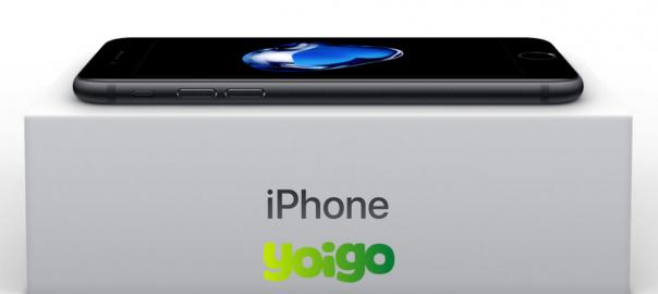 ¿Quieres el nuevo iPhone 7 Plus? Yoigo te ofrece la posibilidad