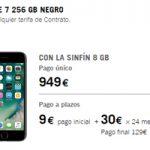 El Iphone 7 también está en Yoigo