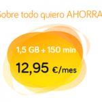 La nueva tarifa móvil para «Ahorrar» Jazztel de 12,95 euros está dando de qué hablar