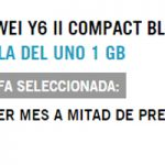 ¿Qué te parece el Huawei Y6 II Compact? En Yoigo lo tienes con tarifa y precio especiales