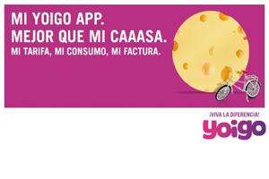 Y tú ¿Ya conoces la Yoigo app?