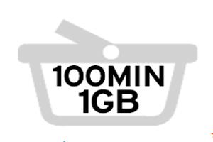 100 minutos y 1 GB al mes por menos de 10 euros al mes en Simyo