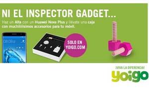 Vente a Yoigo adquiriendo un Huawei Nova Plus y llévate descuentos y un regalo especial