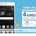 Yoigo tiene un paquete de lujo: El Huawei P9 Lite a sólo 4 euros por mes con la del Cero 5GB