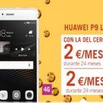 El Huawei P9 Lite a ¡2 euros al mes! Sólo en Yoigo