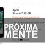 En enero llega a Simyo el iPhone 7