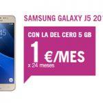 Porque viene navidad: Hazte con Yoigo del Samsung J5 pagando 1 euro al mes