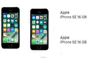 ¿Te apetece el iPhone SE de 16 GB para año nuevo? En Simyo está a sólo 12 euros por mes