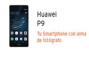 El Simyo el Huawei P9 está rebajado y disponible a sólo 12 euros por mes