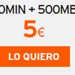 Una pequeña con Simyo: Minutos y megas para navegar por 5 euros al mes