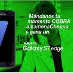 ¿Quieres un Samsung Galaxy S7 Edge? Aprovecha tu mala pata y llévate uno gratis con Amena