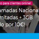 Última oportunidad para adquirir un paquete con llamadas ilimitadas, SMS y gigas para navegar por 10 euros con Lebara Móvil