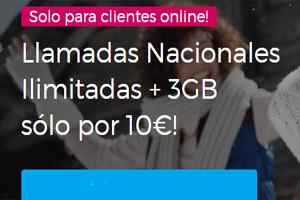 Última oportunidad para adquirir un paquete con llamadas ilimitadas, SMS y gigas para navegar por 10 euros durante tres meses con Lebara Móvil