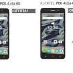 La oferta de la semana en Simyo: Alcatel Pixi 4 versión 6 por menos de lo que imaginas