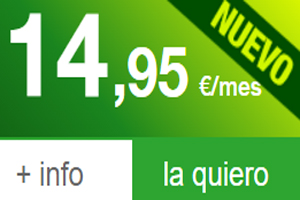 100 minutos, 3,5 GB y más en amena por 14,95