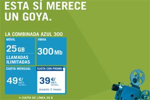 La convergencia del momento: La tarifa combinada azul Yoigo en promo por lanzamiento