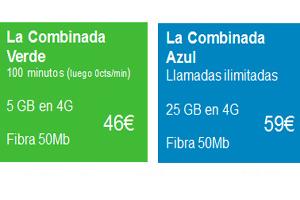 Mañana estarán disponibles dos de las nuevas tarifas convergentes de Yoigo