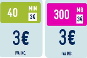 Ármate con lo que necesitas a partir de los 3 euros mediante la tarifa amigo de Happy Móvil