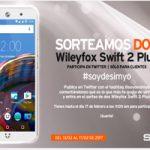Participa con Simyo en Twitter y podrías ganar un WileyFox Swift 2 Plus