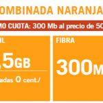 Ya está disponible la tarifa Combinada Naranja 300 de Yoigo