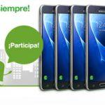 Últimos días para unirte al sorteo de un Samsung Galaxy S7 en la comunidad Amena