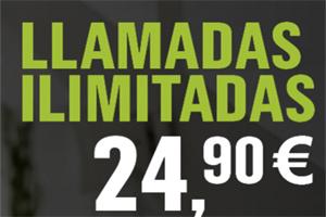 4 GB y llamadas ilimitadas por 24,90 al mes en Hitsmobil