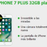 El iPhone 7 Plus a sólo22 euros mensuales en la tienda oficial Amena