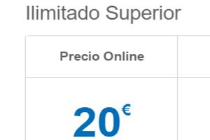 Contrata online el paquete Ilimitado Superior de Lycamobile y ahorra 10 euros