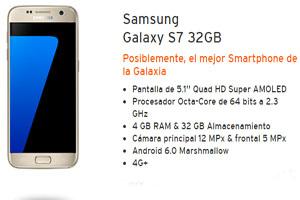 Simyorebajacasi 100 euros de golpe al Samsung Galaxy S7