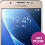 Llévate el Samsung J7 2016 con rebaja de 235 euros junto con la Sinfín de Yoigo