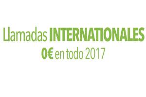 ¿Sabías en en Hitsmobile las llamadas internacionales cuestan 0 euros durante todo 2017?