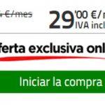 Oferta exclusiva online; Jazztel te da servicio fijo y móvil con 5G para datos por 29 euros al mes