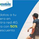 Lycamobile ofrece bono del 50% de descuento en datos 4G