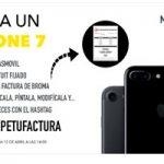 Apúntate al nuevo concurso de Más Móvil y podrías ganar un iPhone 7