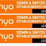 Ya está disponible el bueno bono Simyo para hablar con otros Simyos